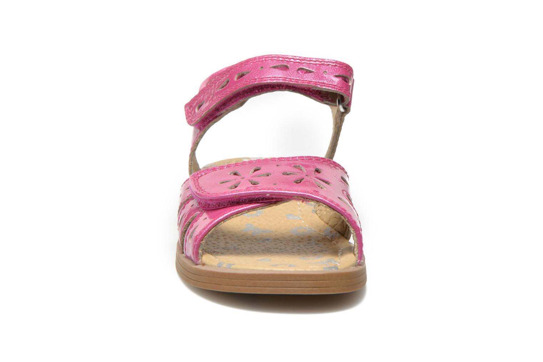 Sandales et nu-pieds Start Rite Honey Suckle Rose vue portées chaussures