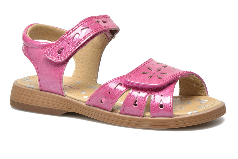 Sandales et nu-pieds Start Rite Honey Suckle Rose vue détail/paire