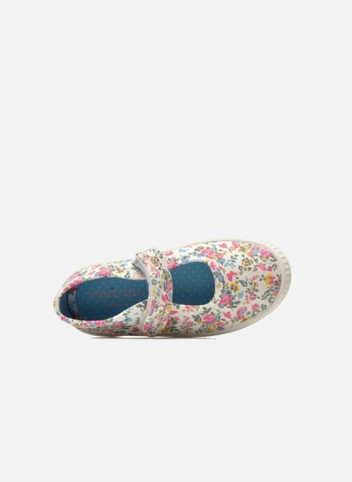 Ballet pumps Start Rite Posy Multicolor view from the left