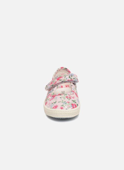 Ballerines Start Rite Posy Rose vue portées chaussures