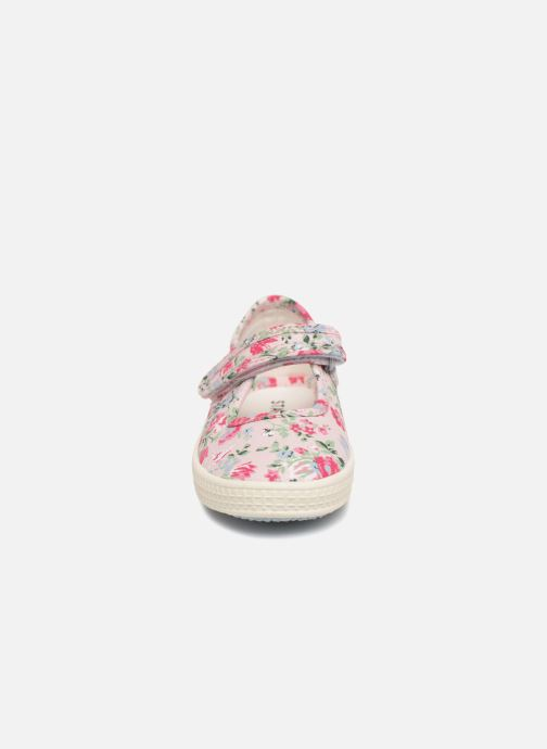 Ballerines Start Rite Posy Rose vue portées chaussures