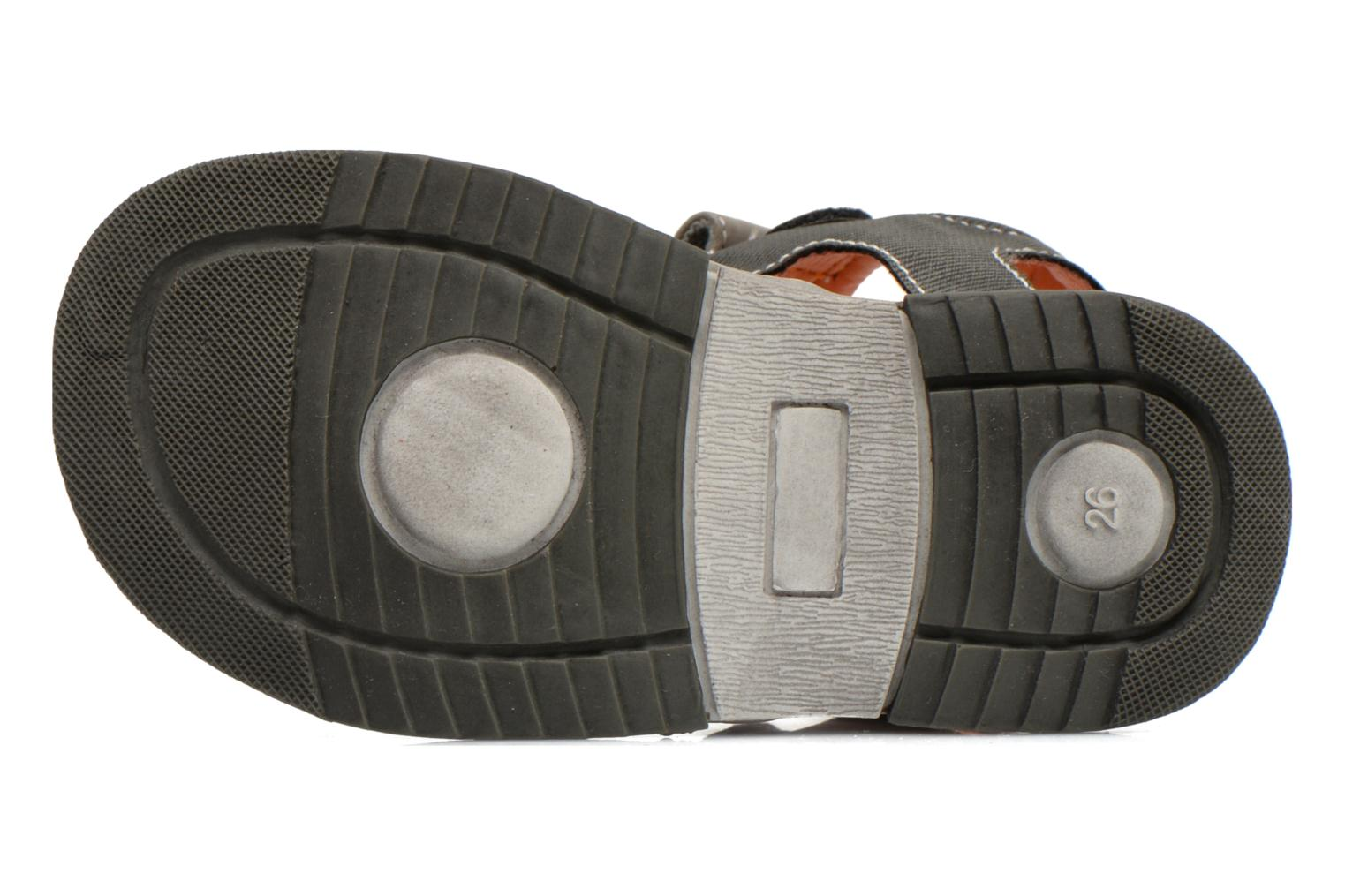 Sandals NA! Abeille Grey view from above