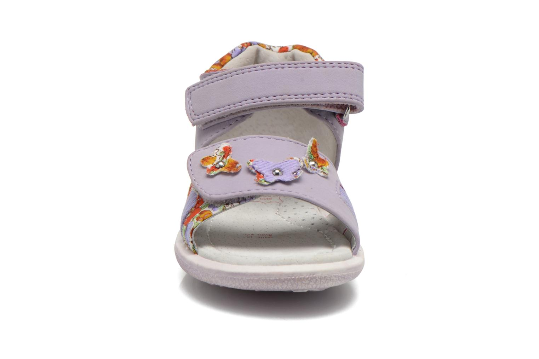 Sandals NA! Artifice Purple model view