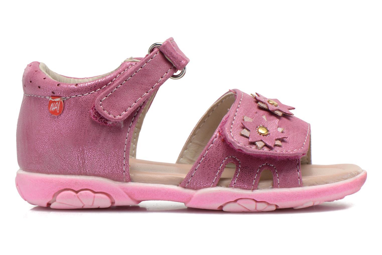 Sandali e scarpe aperte NA! Reine Rosa immagine posteriore