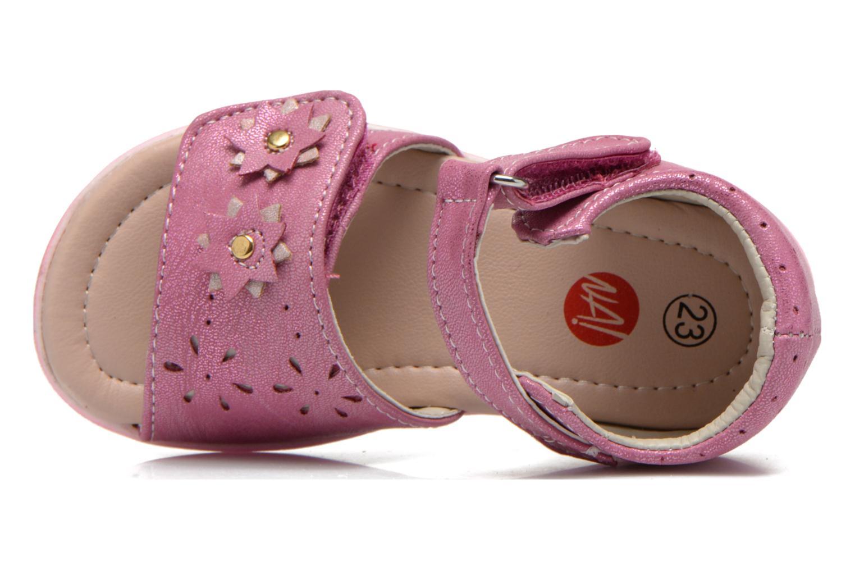 Sandali e scarpe aperte NA! Reine Rosa immagine sinistra