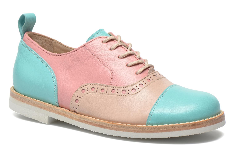 252396 Chaussures vert Lacets Sarenza À Alexandra Pèpè Chez FHTq1Tw