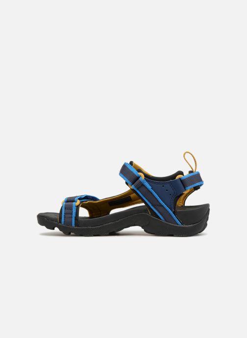 Sandalen Teva Tanza Kids Blauw voorkant