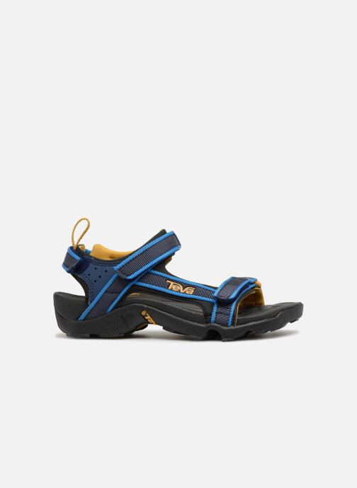 Sandalen Teva Tanza Kids Blauw achterkant