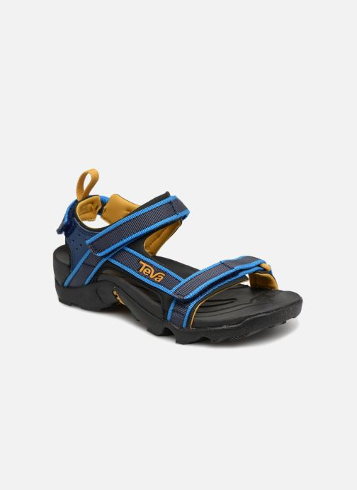 Sandalen Teva Tanza Kids Blauw detail