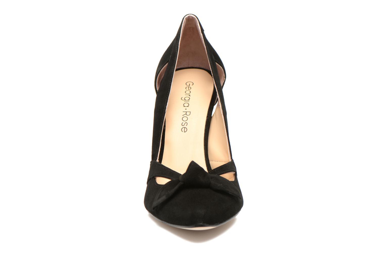 Escarpins Georgia Rose Valériane Noir vue portées chaussures