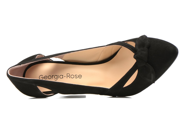 Escarpins Georgia Rose Valériane Noir vue gauche