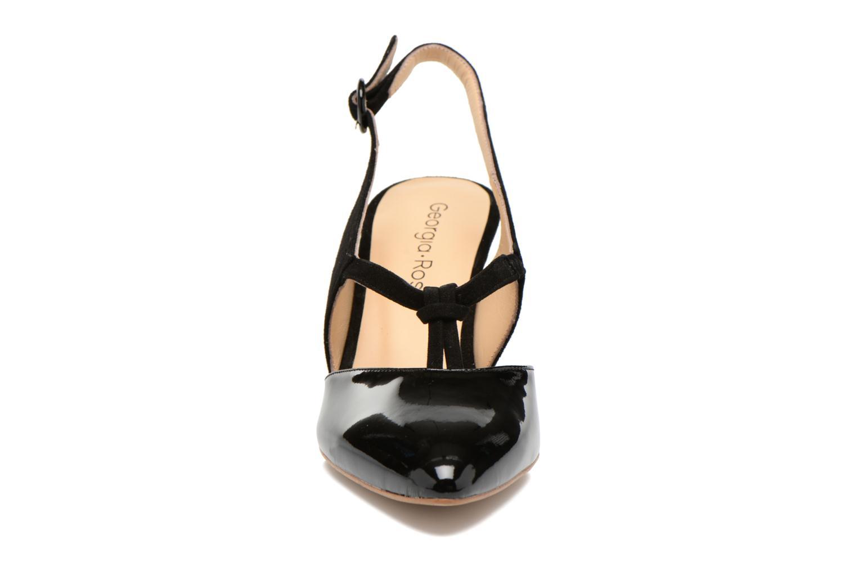 High heels Georgia Rose Riva Black model view