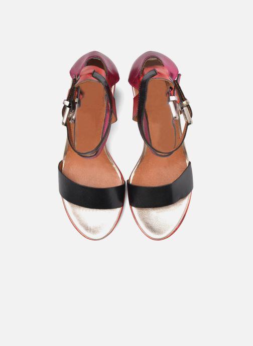 Sandales et nu-pieds Made by SARENZA Glossy Cindy #12 Multicolore vue portées chaussures