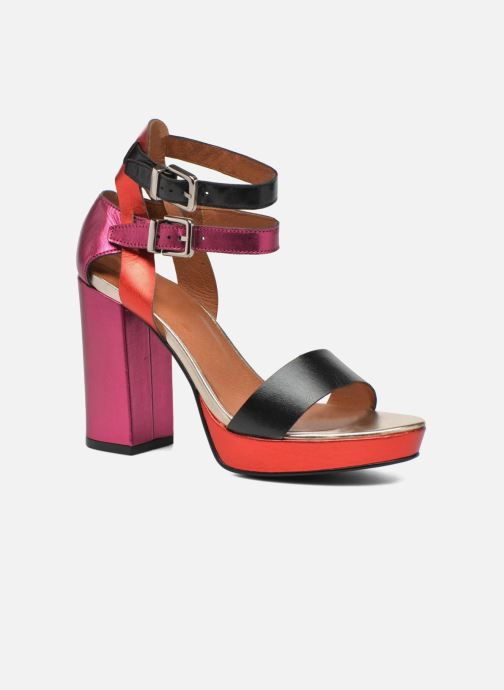 Sandales et nu-pieds Made by SARENZA Glossy Cindy #12 Multicolore vue droite