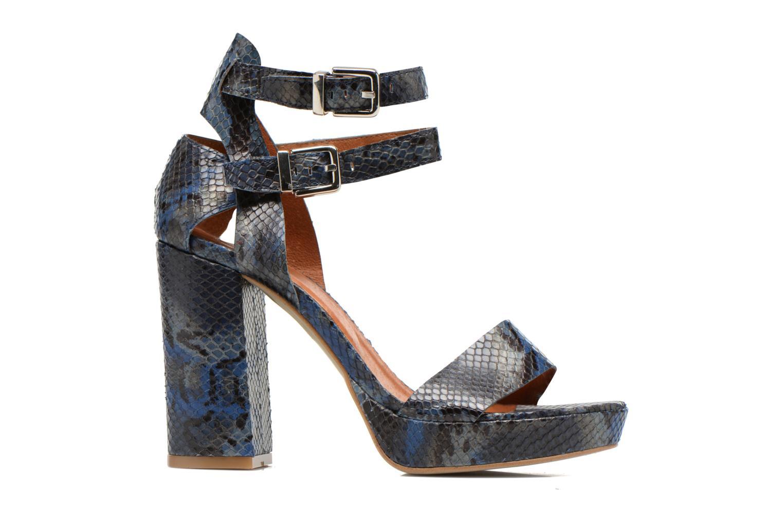 Sandalias Made by SARENZA Glossy Cindy #12 Azul vista de detalle / par
