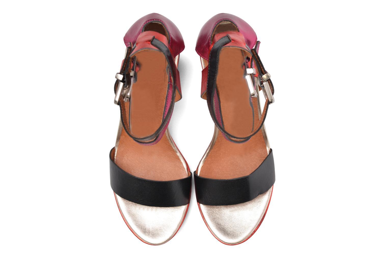 Sandalias Made by SARENZA Glossy Cindy #12 Multicolor vista del modelo