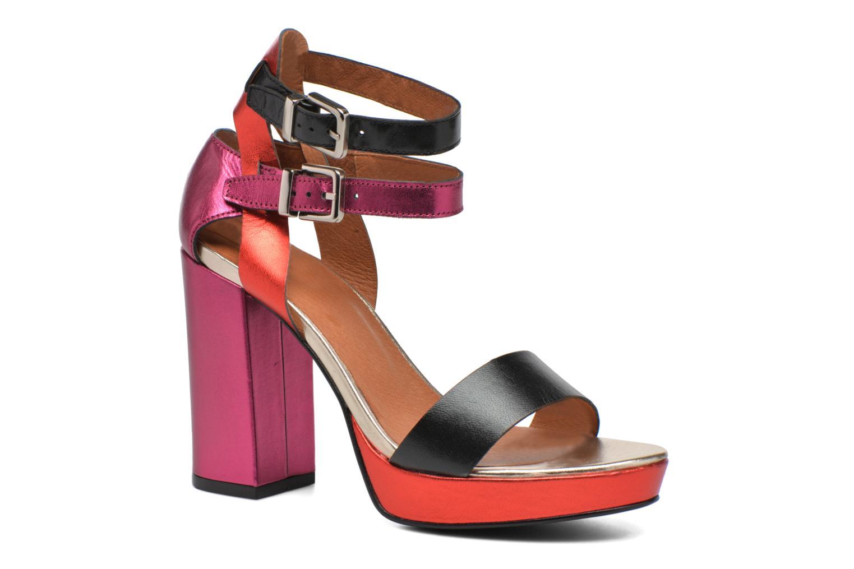 Sandalias Made by SARENZA Glossy Cindy #12 Multicolor vista lateral derecha