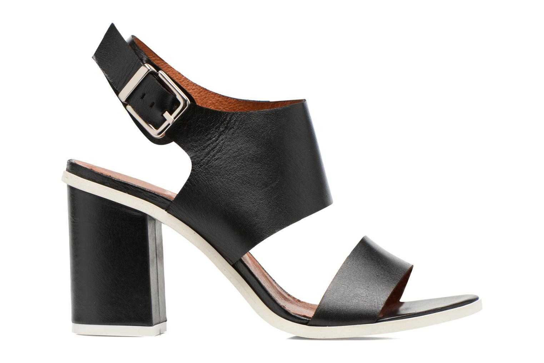 Sandales et nu-pieds Made by SARENZA Menthe Hello #14 Noir vue détail/paire