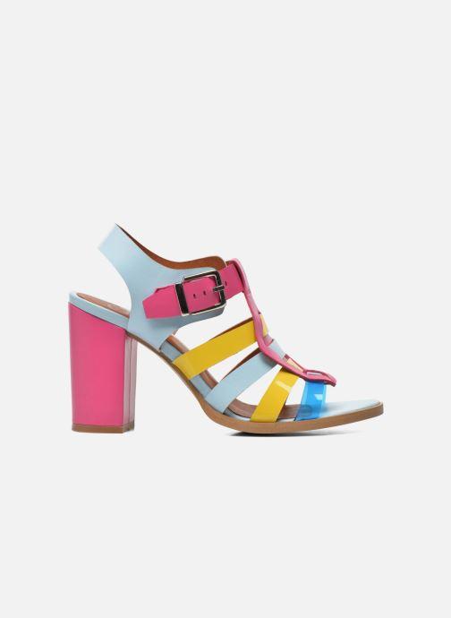 Sandales et nu-pieds Made by SARENZA Menthe Hello #16 Multicolore vue détail/paire