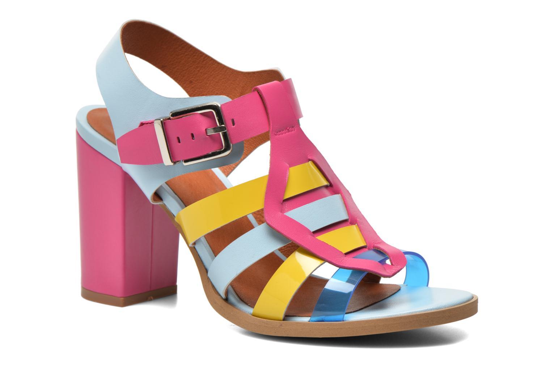 Sandali e scarpe aperte Made by SARENZA Menthe Hello #16 Multicolore immagine frontale