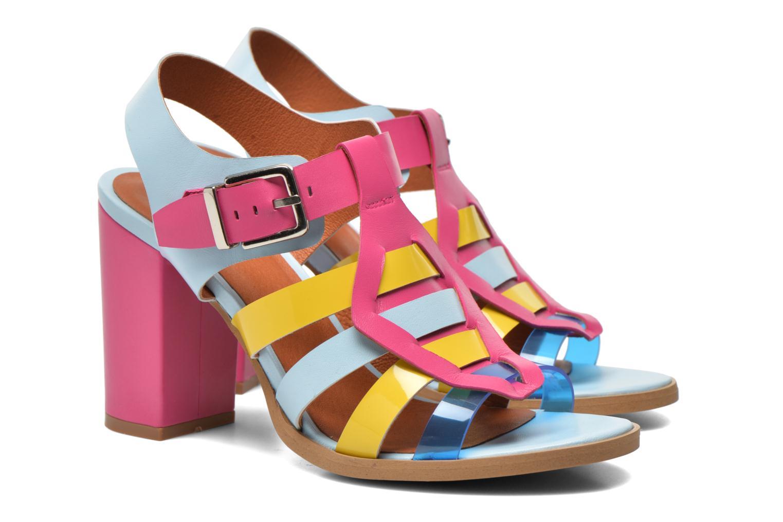Sandali e scarpe aperte Made by SARENZA Menthe Hello #16 Multicolore immagine destra