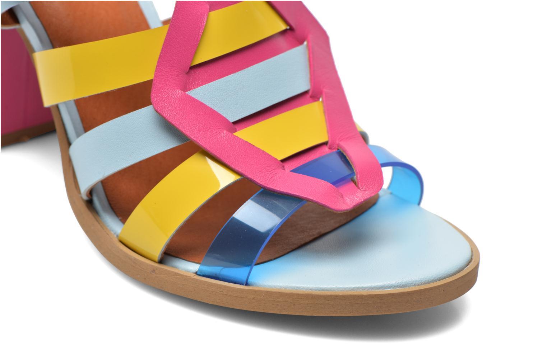 Sandali e scarpe aperte Made by SARENZA Menthe Hello #16 Multicolore immagine posteriore