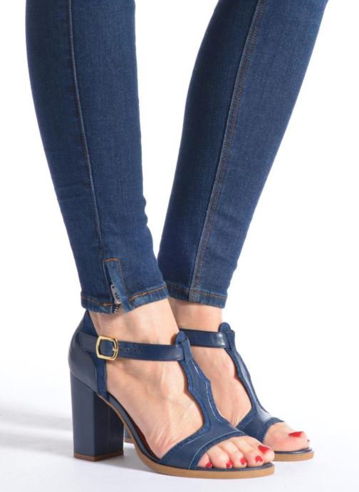 Sandalen Made by SARENZA Discow Girl #7 Blauw onder