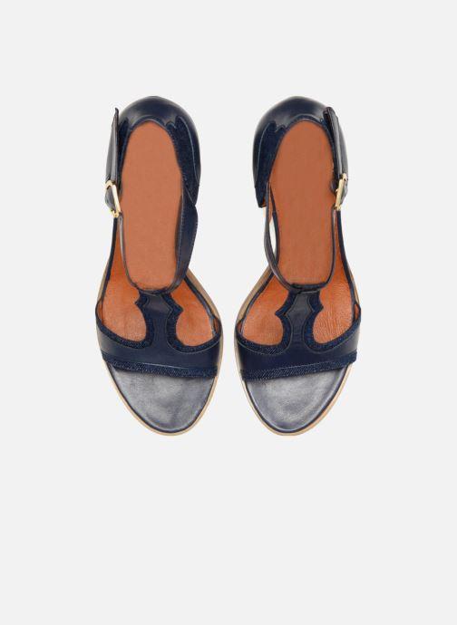 Sandalen Made by SARENZA Discow Girl #7 Blauw model
