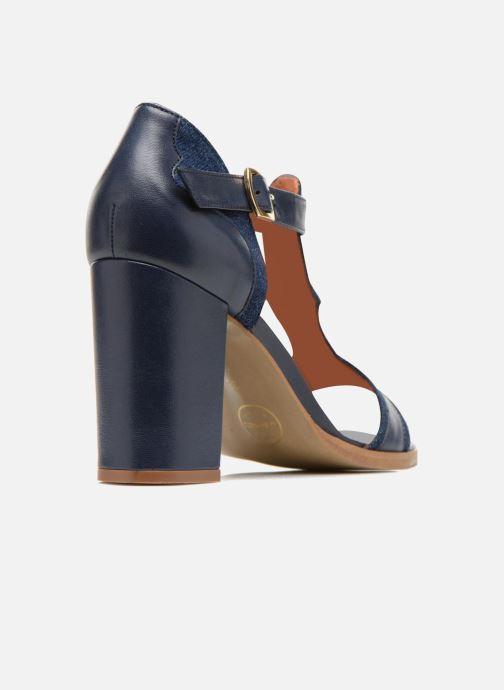 Sandalen Made by SARENZA Discow Girl #7 Blauw voorkant