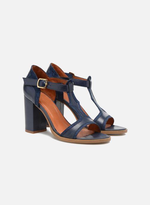 Sandalen Made by SARENZA Discow Girl #7 Blauw achterkant
