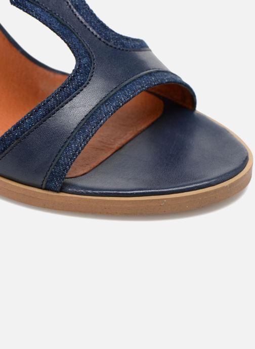 Sandalen Made by SARENZA Discow Girl #7 Blauw links