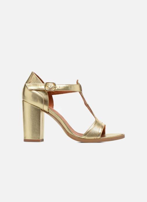 Sandalias Made by SARENZA Discow Girl #7 Oro y bronce vista de detalle / par