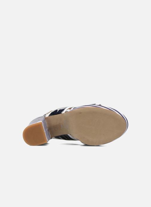 Sandalen Made by SARENZA Menthe Hello #17 Blauw boven