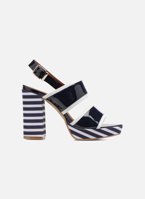 Sandalen Made by SARENZA Menthe Hello #17 Blauw detail