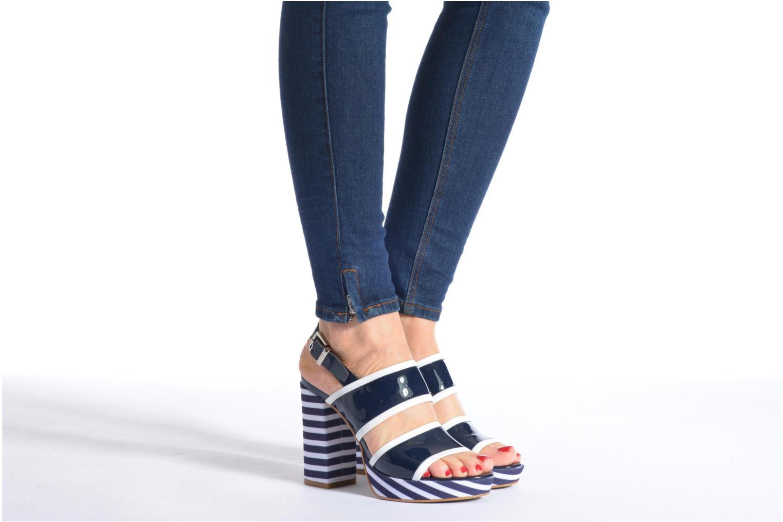 Sandali e scarpe aperte Made by SARENZA Menthe Hello #17 Azzurro immagine dal basso