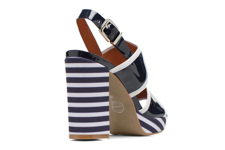 Sandali e scarpe aperte Made by SARENZA Menthe Hello #17 Azzurro immagine frontale