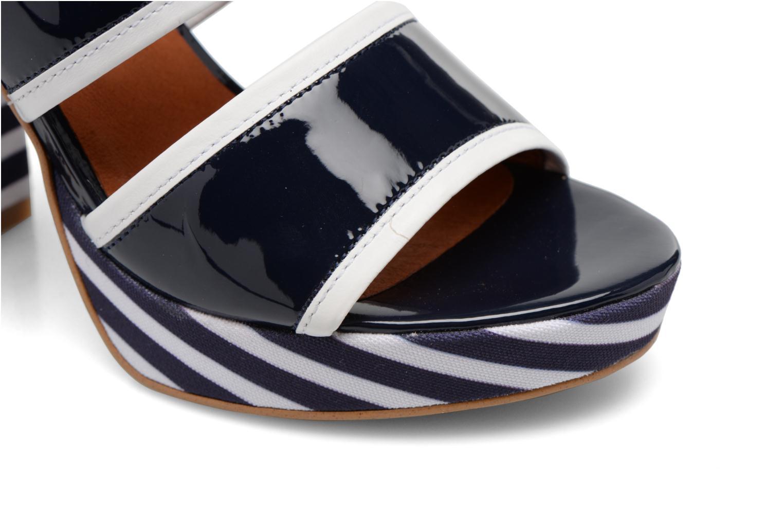 Sandali e scarpe aperte Made by SARENZA Menthe Hello #17 Azzurro immagine sinistra
