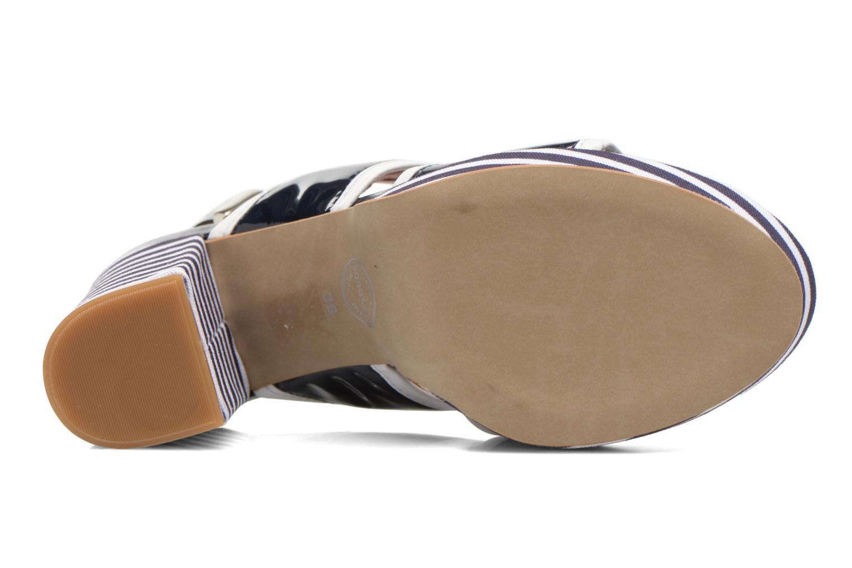 Sandali e scarpe aperte Made by SARENZA Menthe Hello #17 Azzurro immagine dall'alto