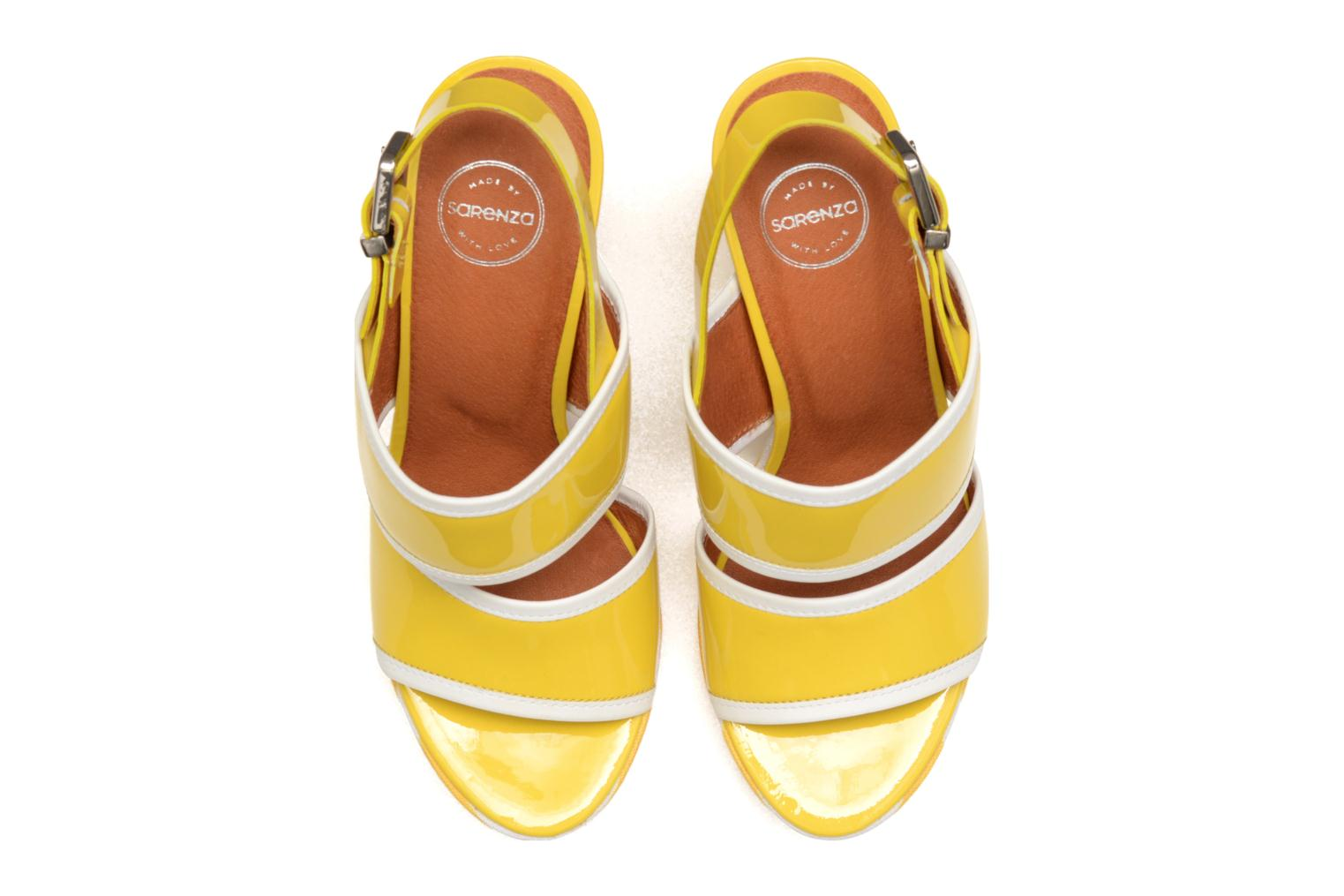 Sandals Made by SARENZA Menthe Hello #17 Yellow model view