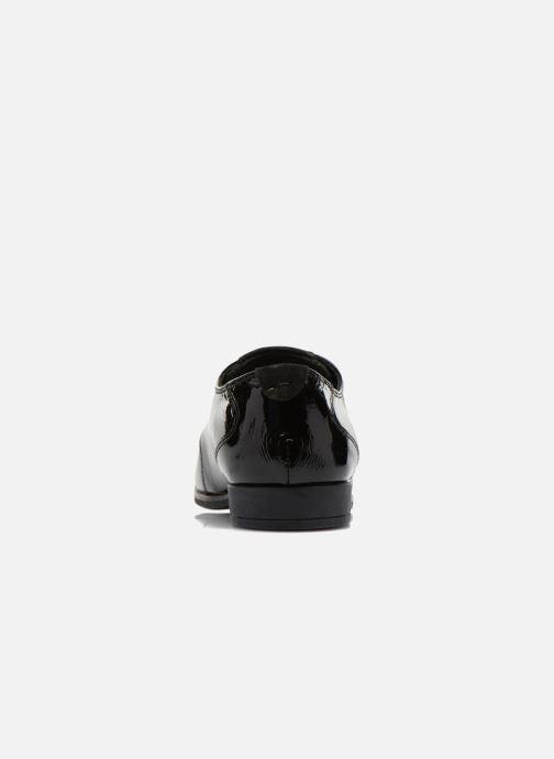 Zapatos con cordones TBS Merloz Negro vista lateral derecha