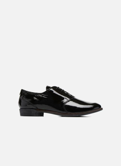 Zapatos con cordones TBS Merloz Negro vistra trasera