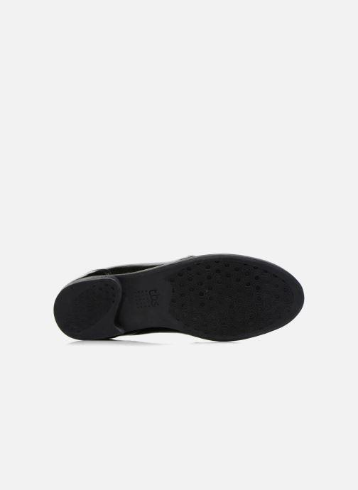 Chaussures à lacets TBS Merloz Noir vue haut