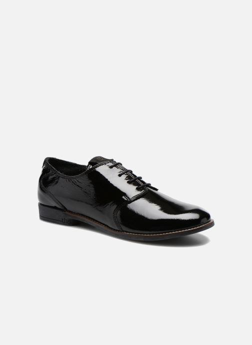 Chaussures à lacets TBS Merloz Noir vue détail/paire