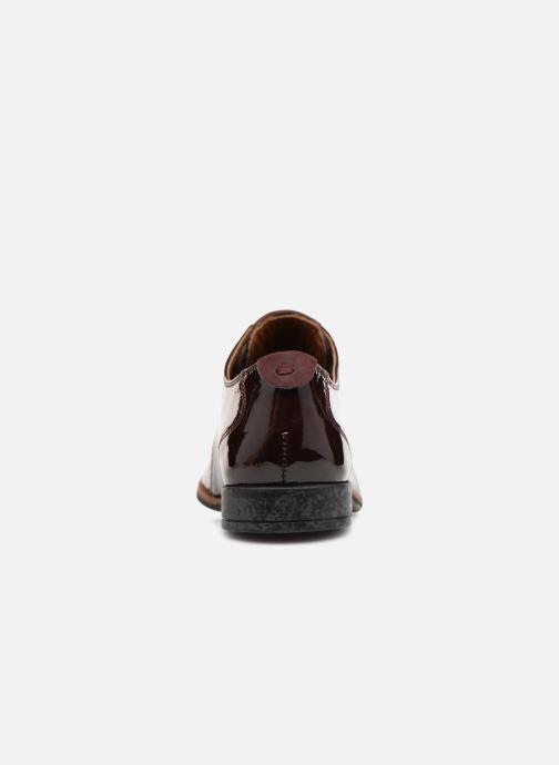 Chaussures à lacets TBS Merloz Marron vue droite