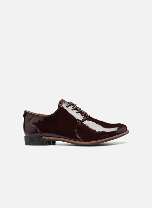 Chaussures à lacets TBS Merloz Marron vue derrière