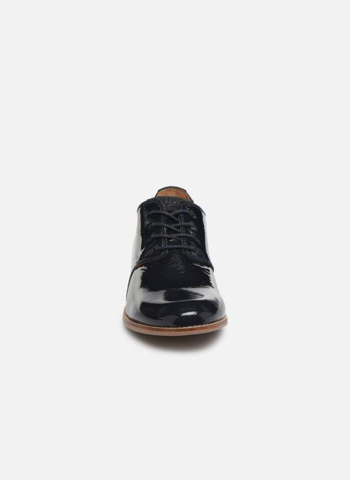 Chaussures à lacets TBS Merloz Bleu vue portées chaussures