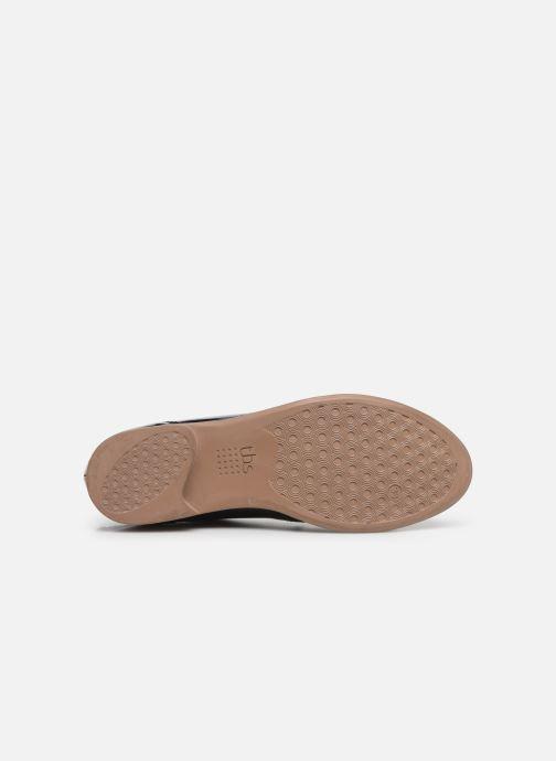 Zapatos con cordones TBS Merloz Azul vista de arriba