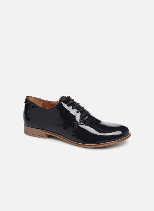 Chaussures à lacets TBS Merloz Bleu vue détail/paire
