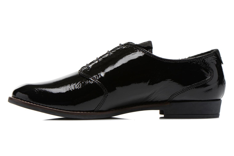 Chaussures à lacets TBS Merloz Noir vue face