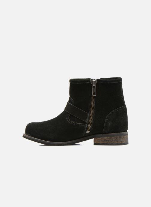 initiale paris dollis noir bottines et boots chez sarenza 252858. Black Bedroom Furniture Sets. Home Design Ideas
